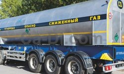 Tanks for СО2 transportation