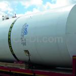 Резервуары для хранения CO2 (вертикальные)