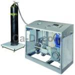 Carbon dioxide charging station SZU-800
